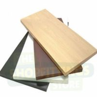 1200 x 200mm Wooden Shelves with brackets