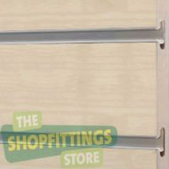 BULK OFFER- Maple Slatwall 8x4 with PVC Inserts (PACK OF 10 Panels)