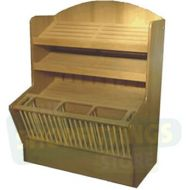Classic Style - Bakery Display Stand